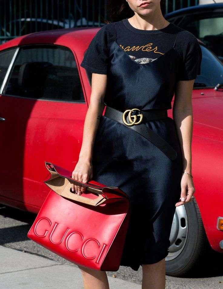 tra qualche giorno grande varietà raccolto La cintura di Gucci che hanno tutte tranne noi   Vita su Marte