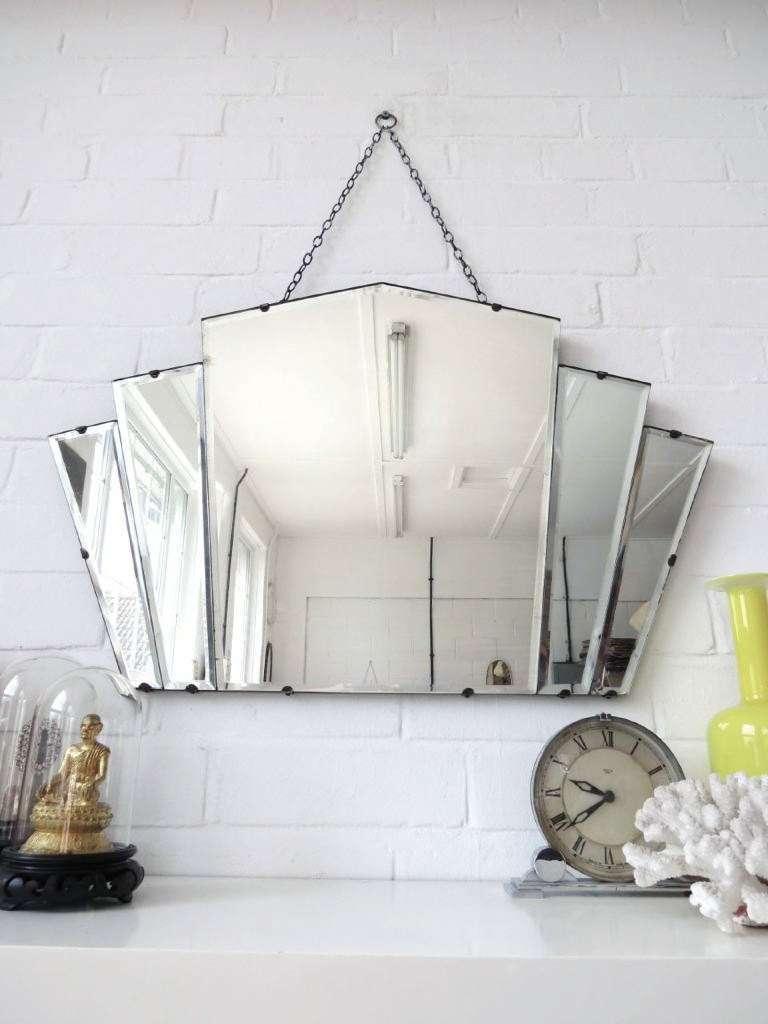 specchio Home Decor Modernariato