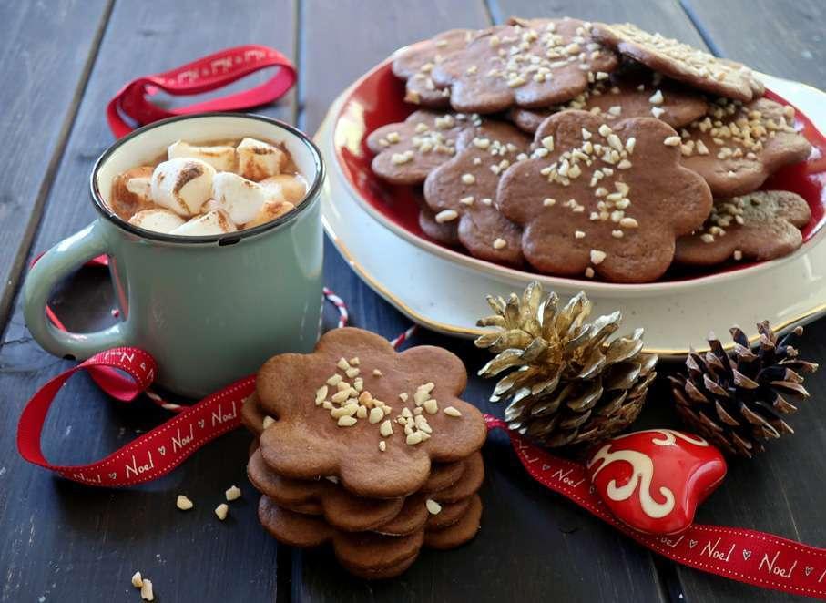 biscotti di natale Pepparkakor