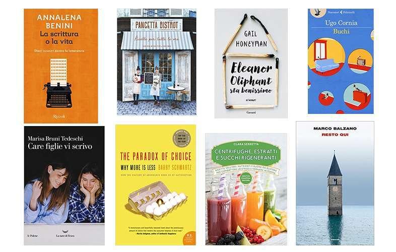 libri con argomenti diversi