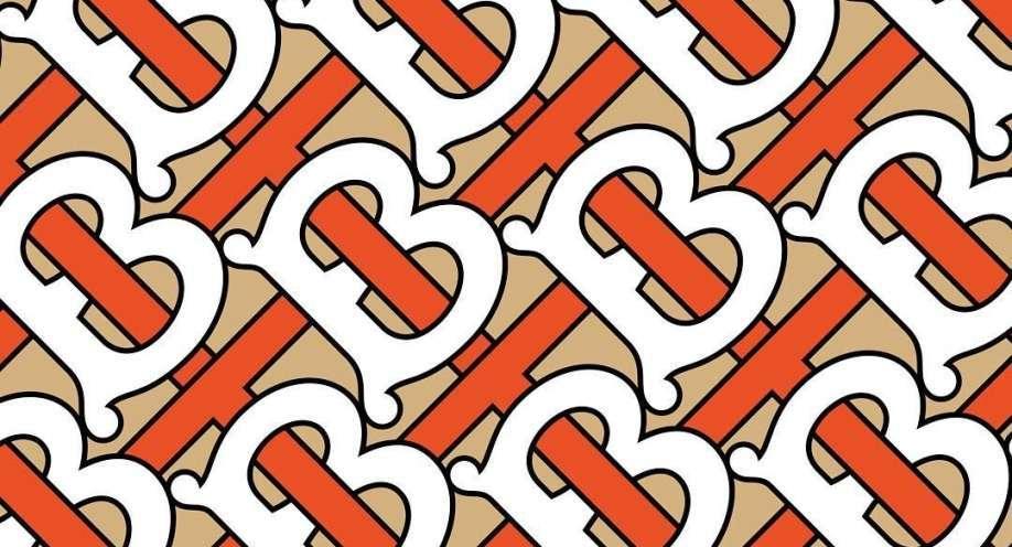 nuovo logo di Burberry