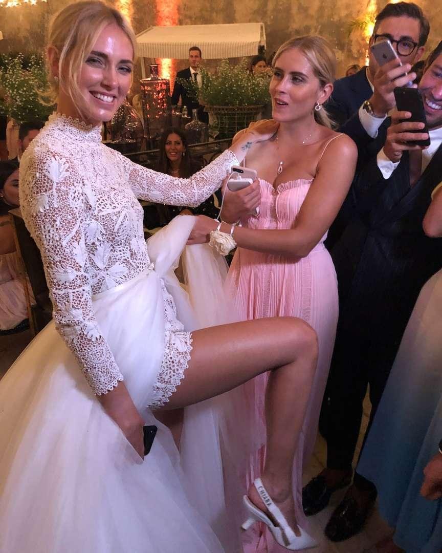 matrimonio di Chiara Ferragni e Fedez