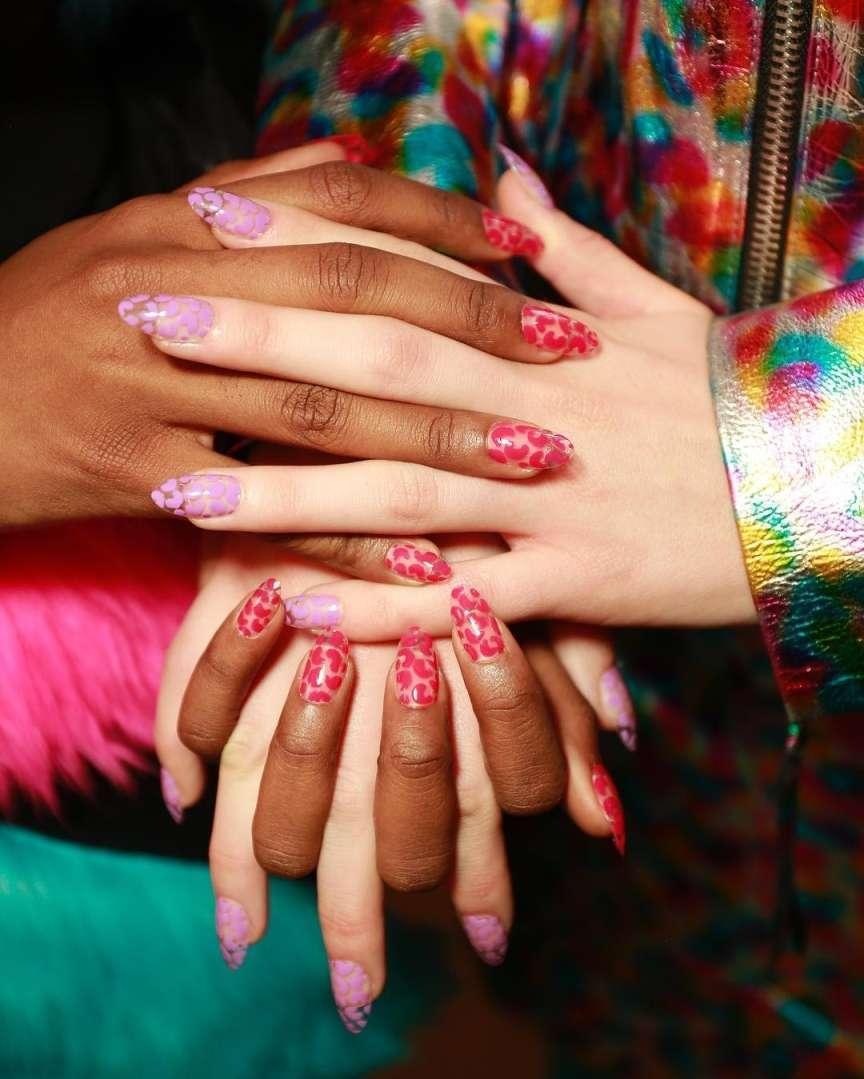 beauty manicure