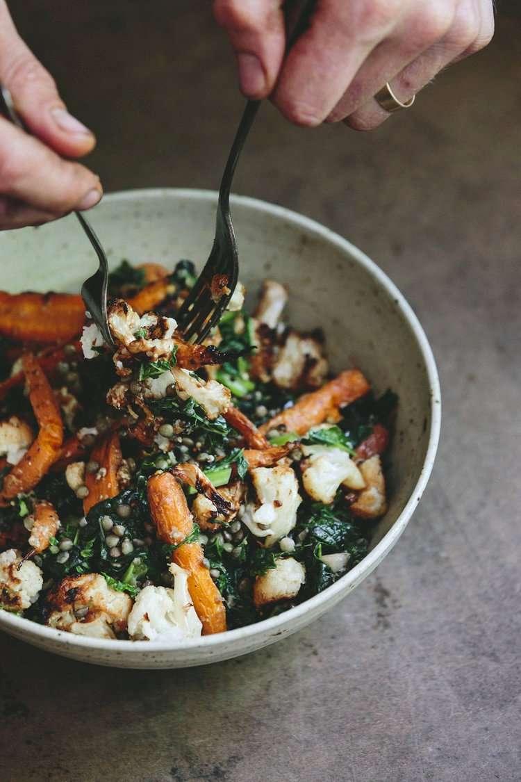 healthy food per mangiare sano