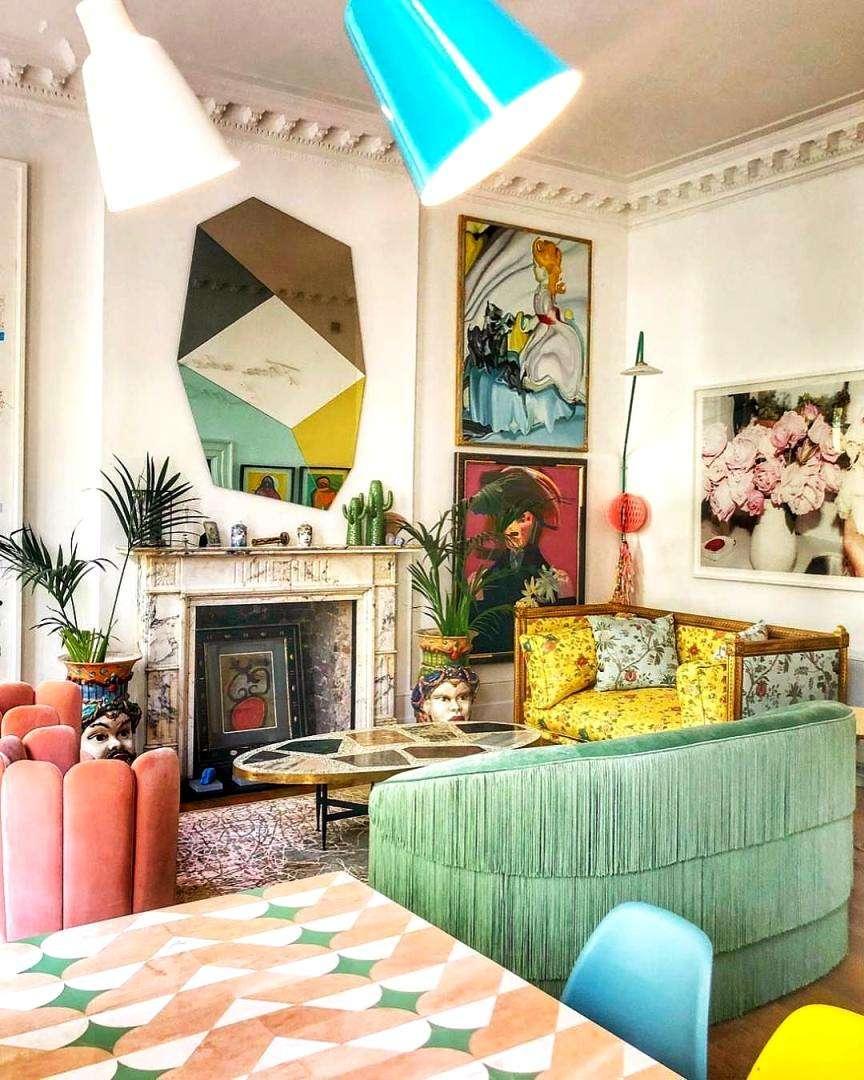 stile massimalista per la decorazione della casa