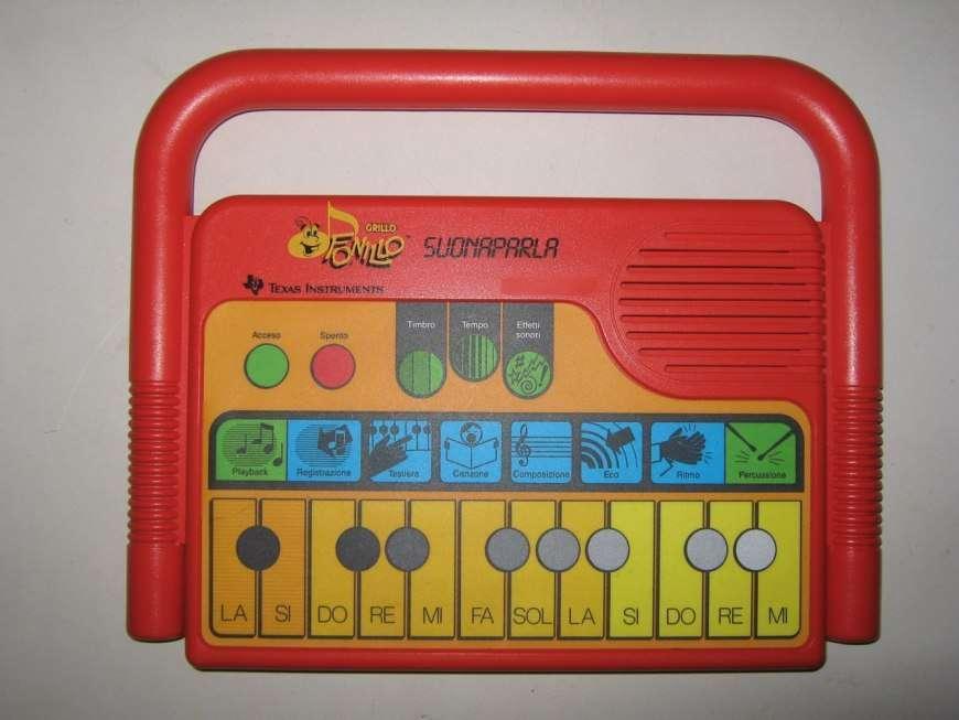 fonillo texas instruments