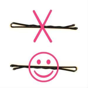 Come mettere le forcine nei capelli