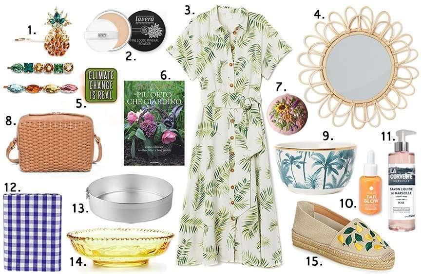 Garden party - idee per lo shopping