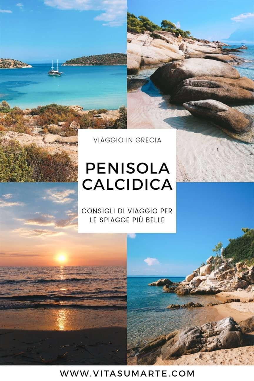 Penisola Calcidica - Le spiagge più belle