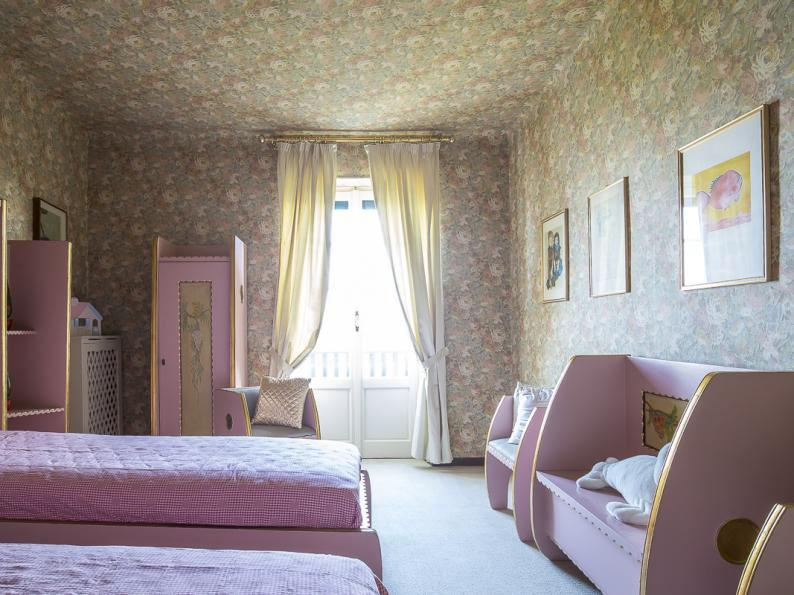 nuova casa di Donatella Versace