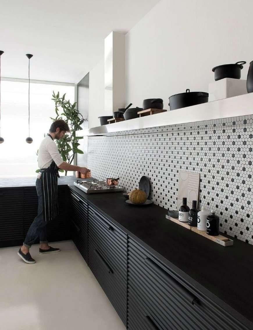 cucine senza pensili