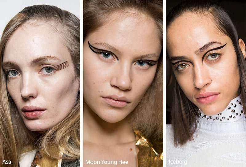 come metterci l'eyeliner