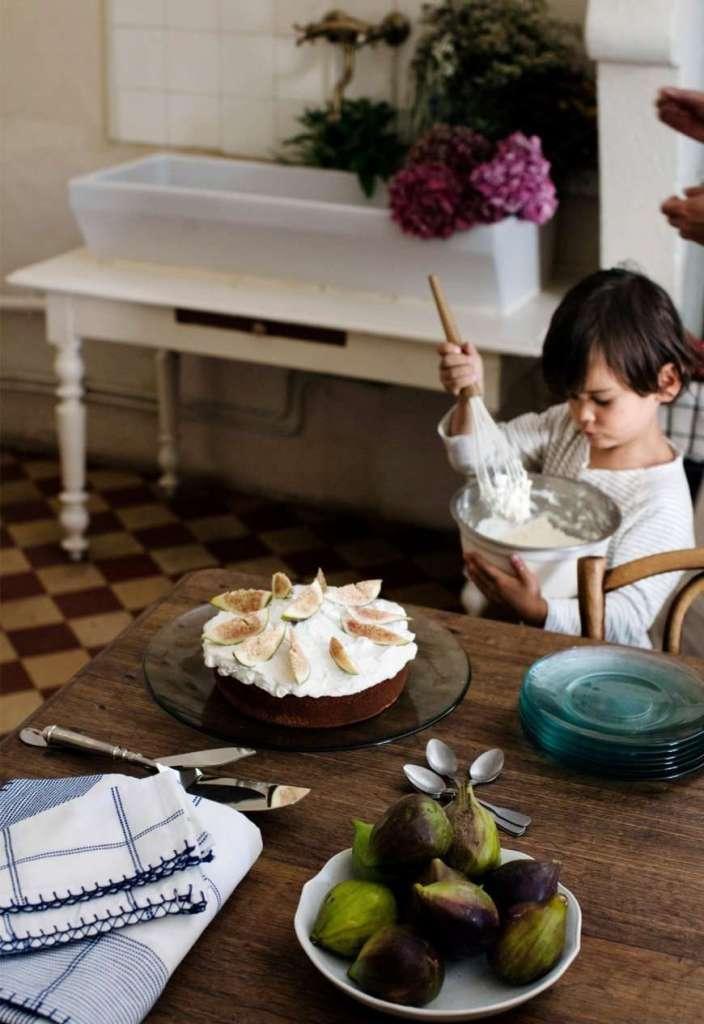 Zara Home a casa di Mimi Thorisson
