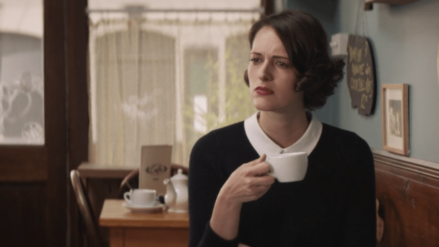 Fleabag serial amazon prime