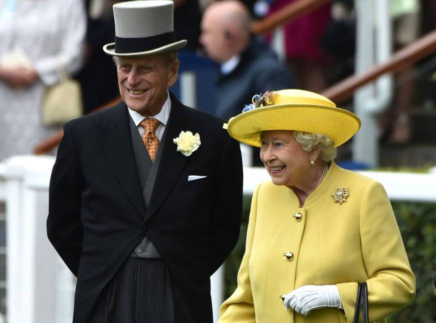 Elisabetta regina per caso