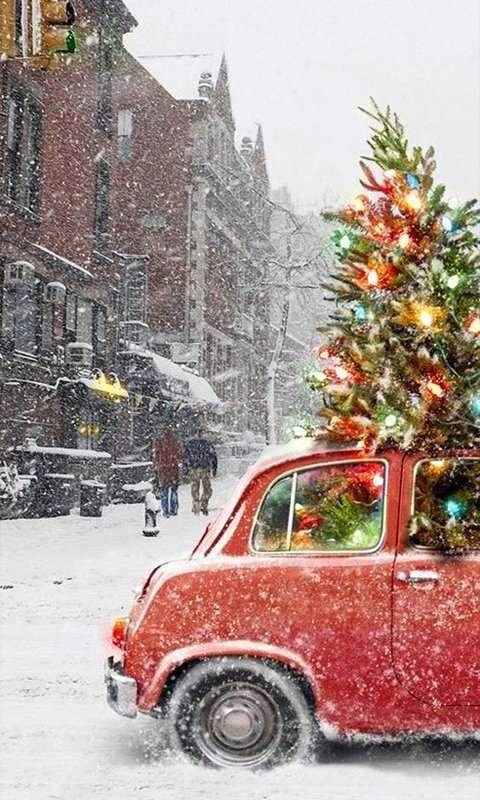 sfondi natalizi per lo smartphone