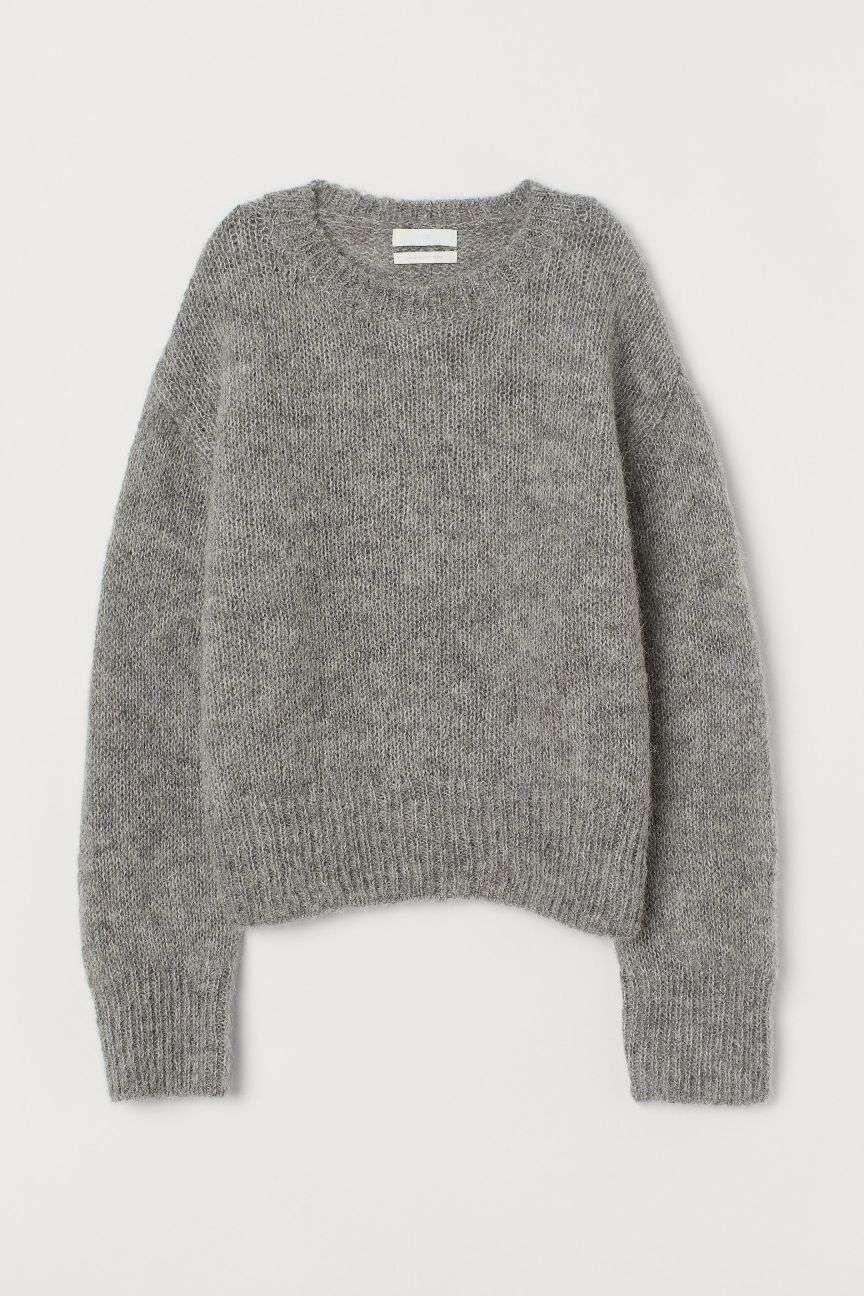 maglione alpaca
