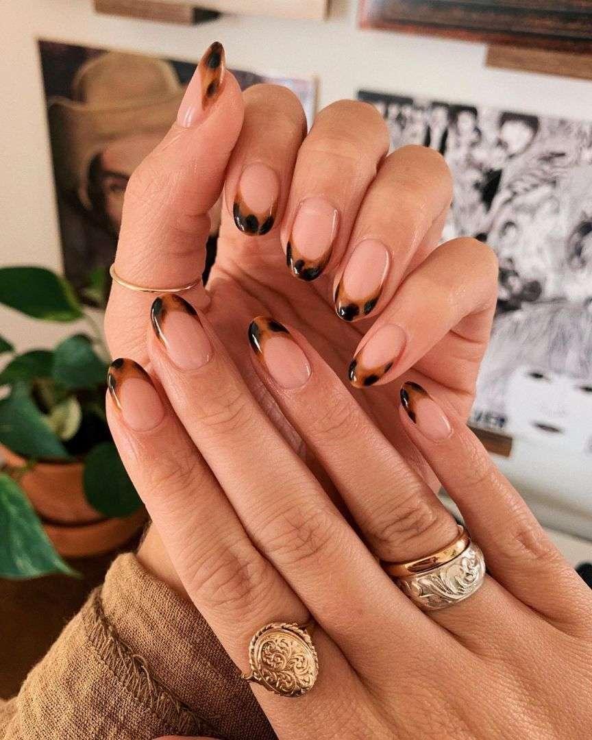 nail art animalier
