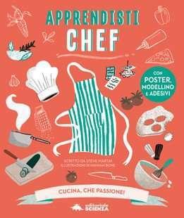 apprendisti chef libro