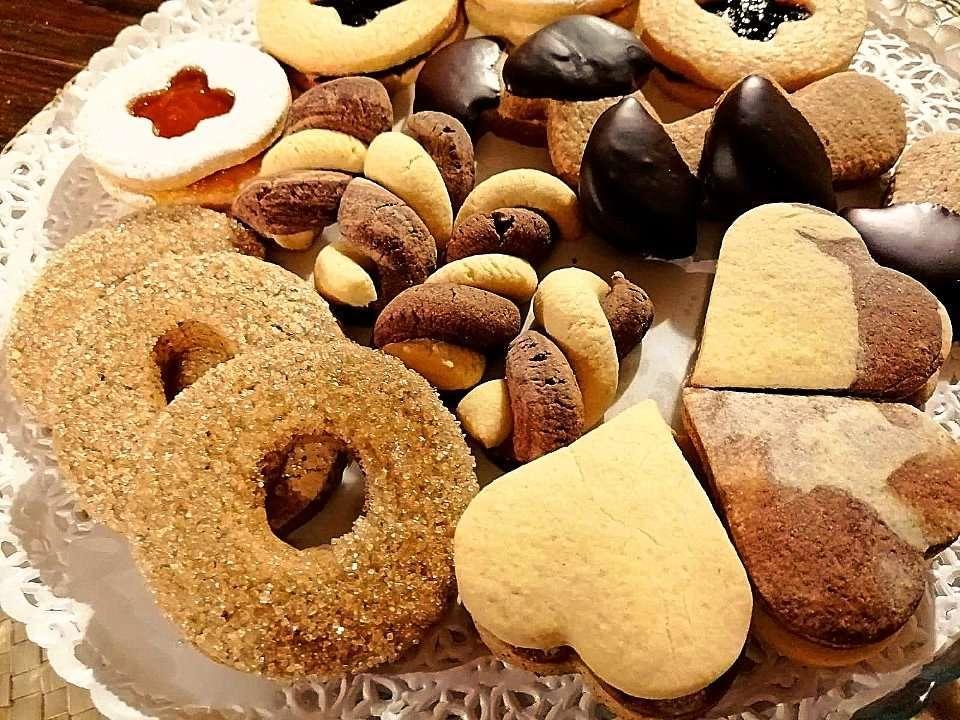 biscotti rustici senza glutine per la colazione