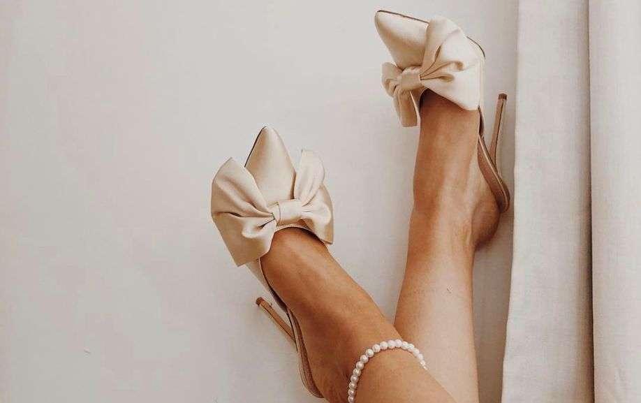 scarpe con i fiocchi