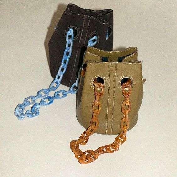 catena grossa borse