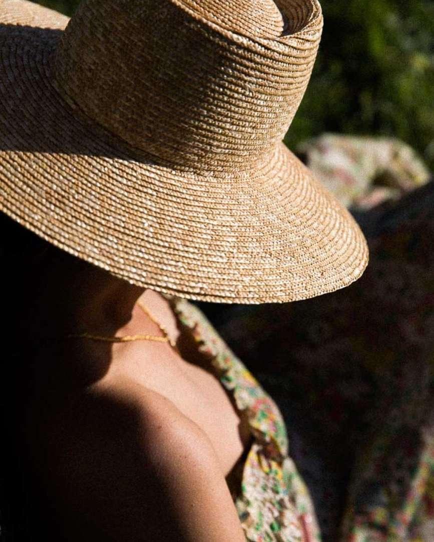 quale cappello di paglia