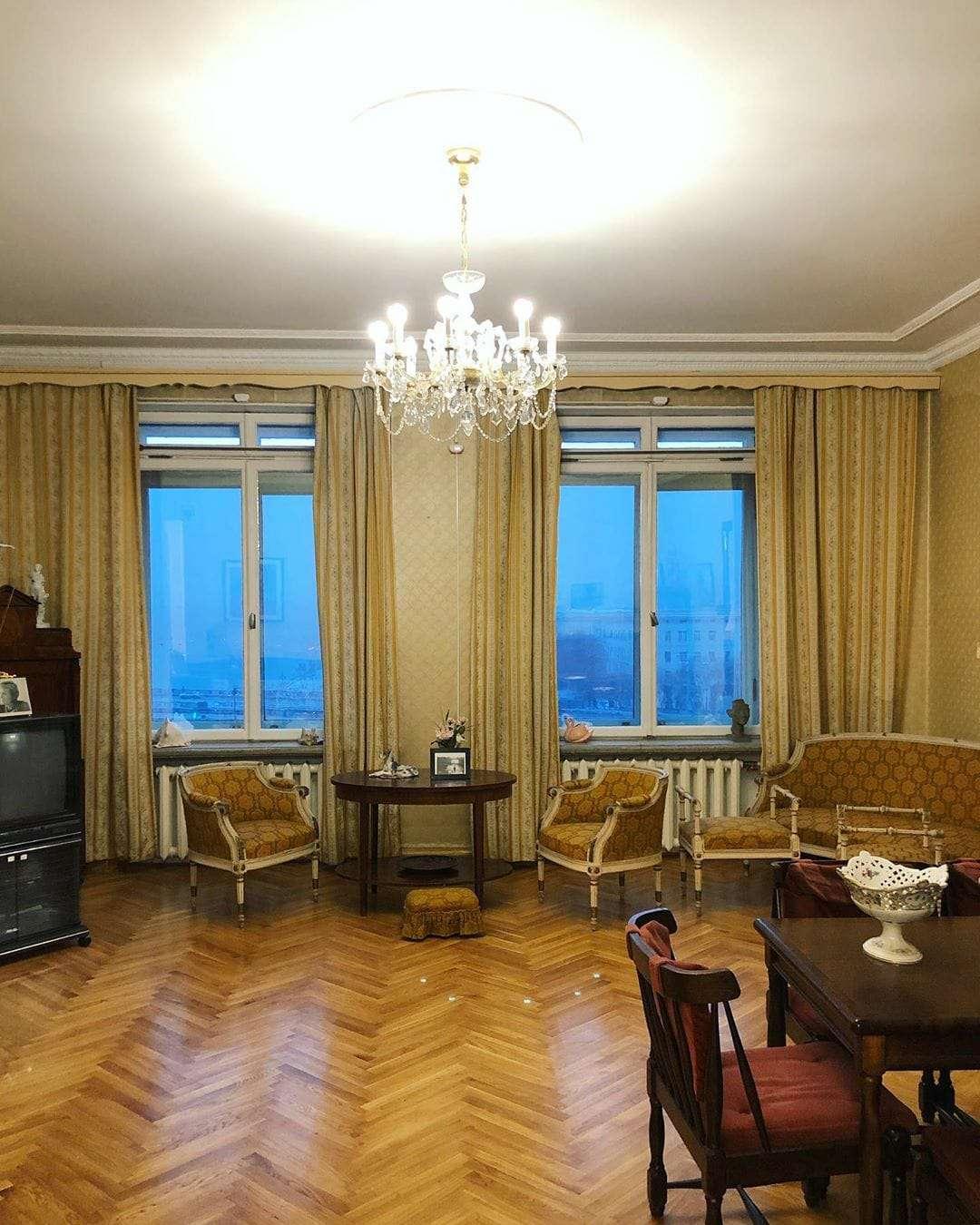 case in russia - appartamenti periodo staliniano