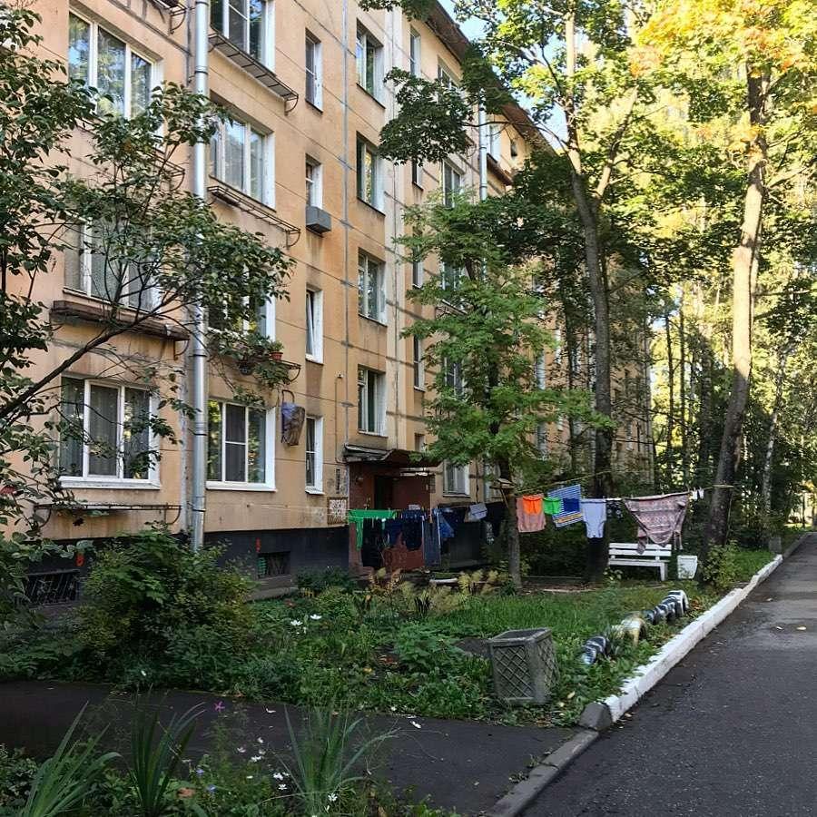 case in russia - khruscevki