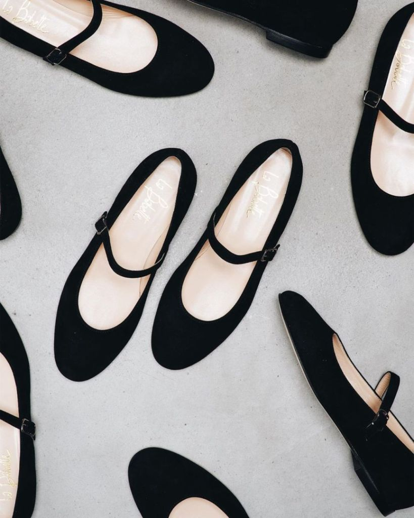 scarpe con cinturino