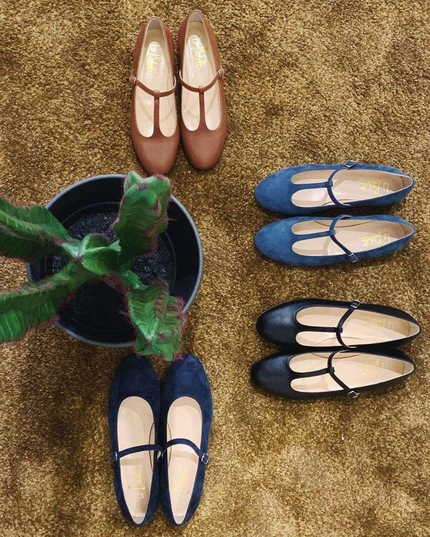 moda ballerine shopping