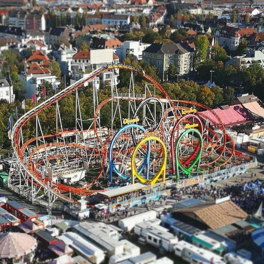 oktoberfest olympia looping