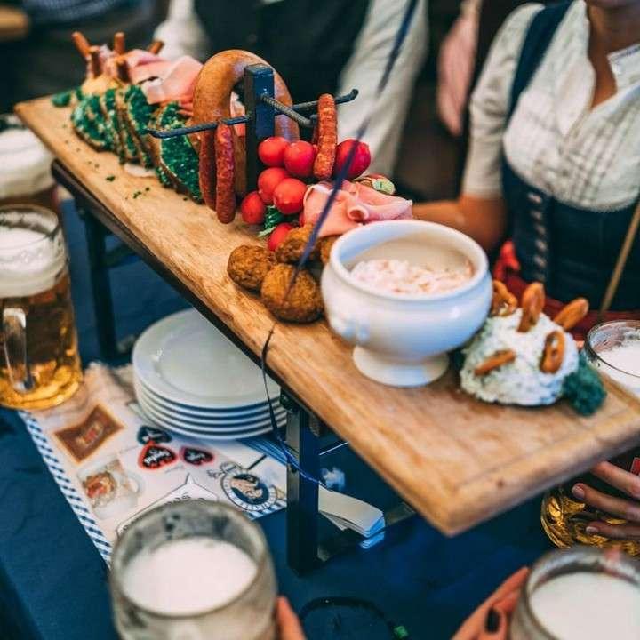 oktoberfest piatti tipici