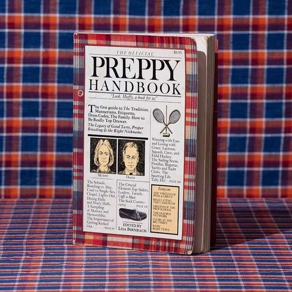 preppy handbook libro