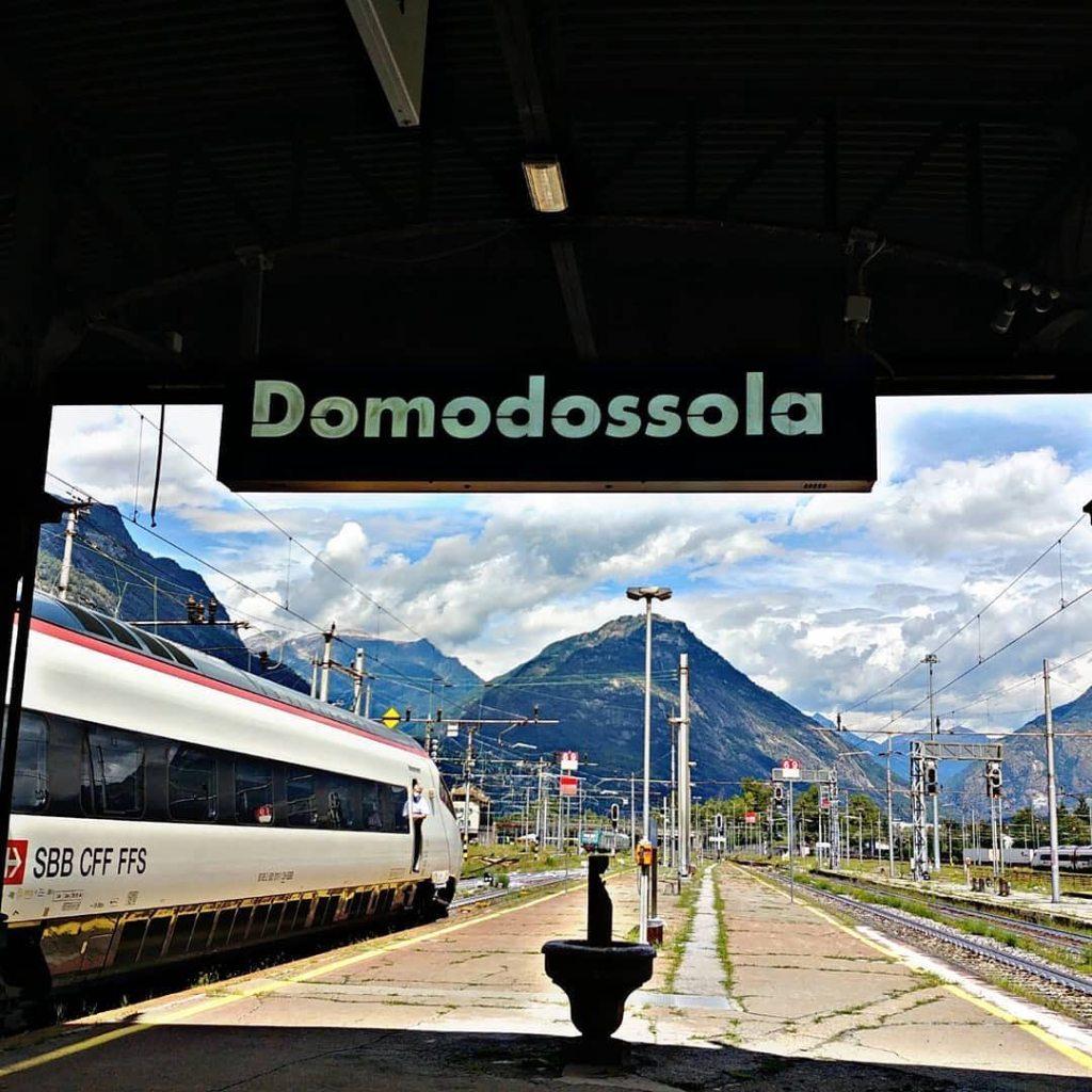 Stazione del treno del foliage
