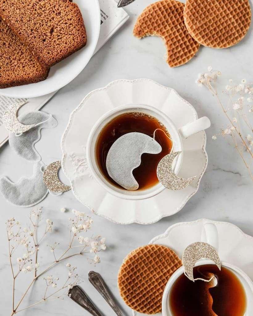 Bustine da tè originali