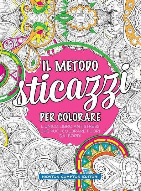 libro da colorare