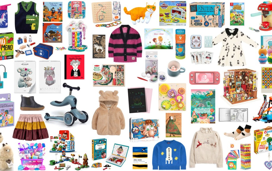regali per bambini idee natale 2020