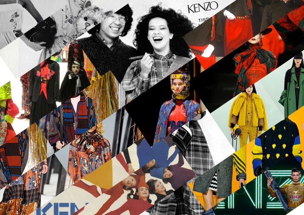 le sfilate dello stilista giapponese