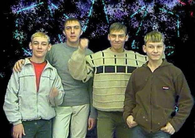 uomini russi steklovata