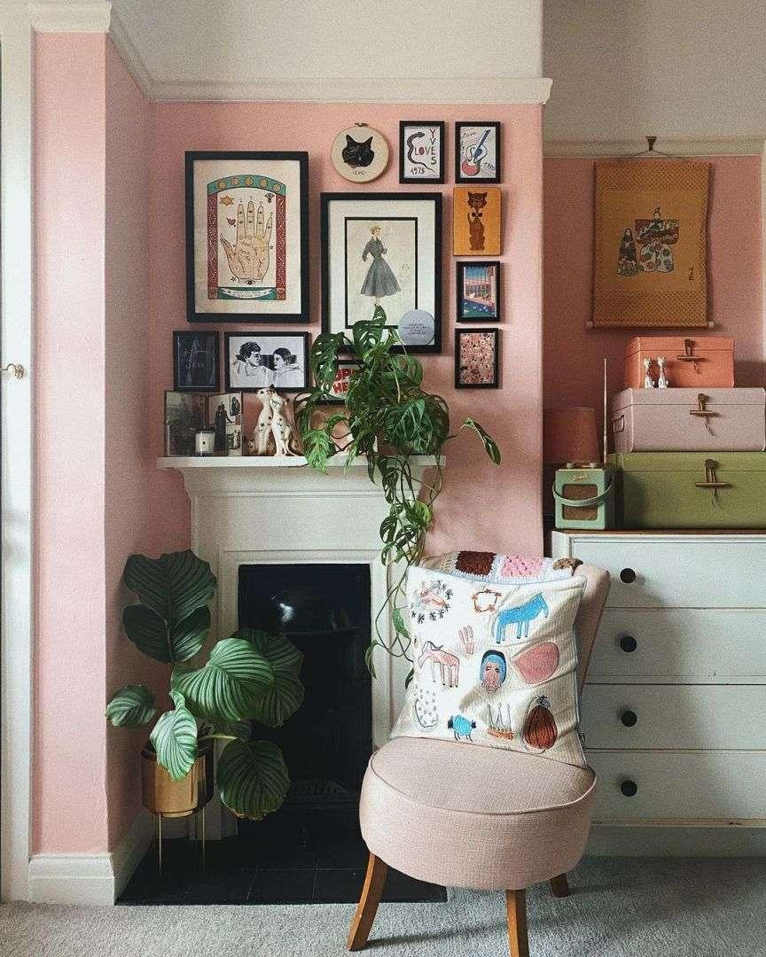 stampe e quadri sul muro