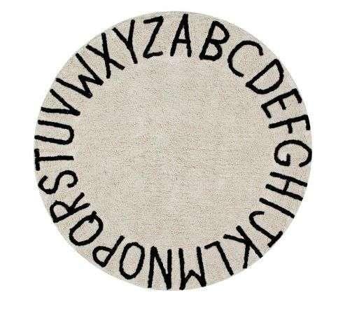 tappeto alfabeto