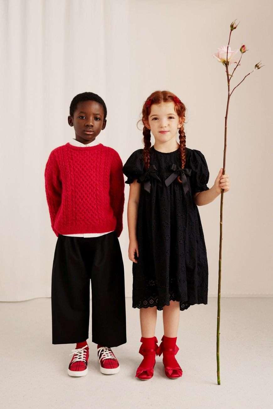 collezione moda bambini