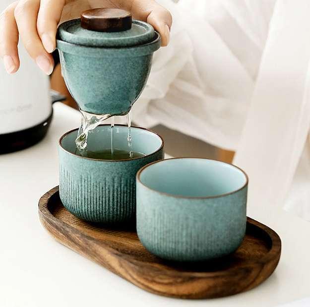 tazza da tè orientale