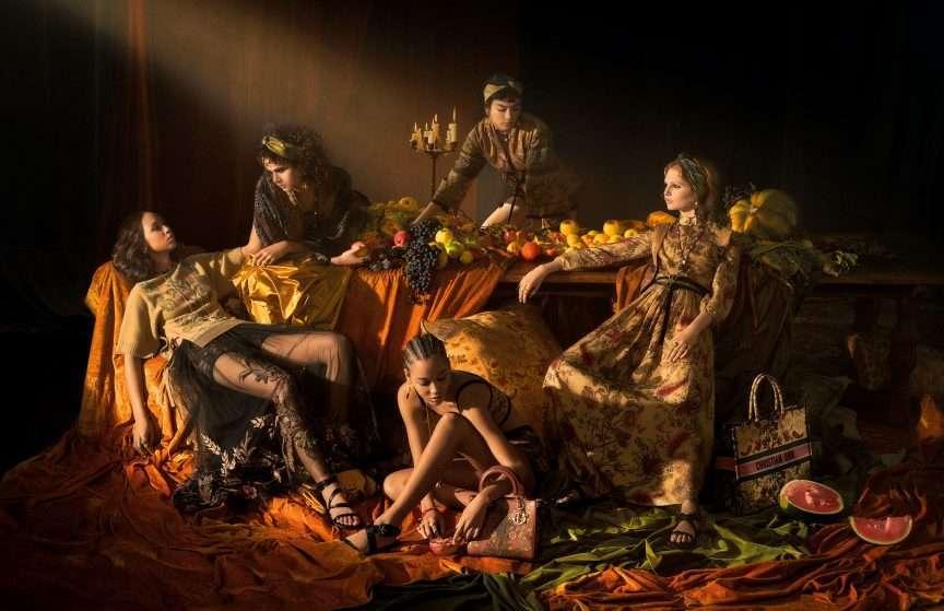 collezione primavera-estate Dior