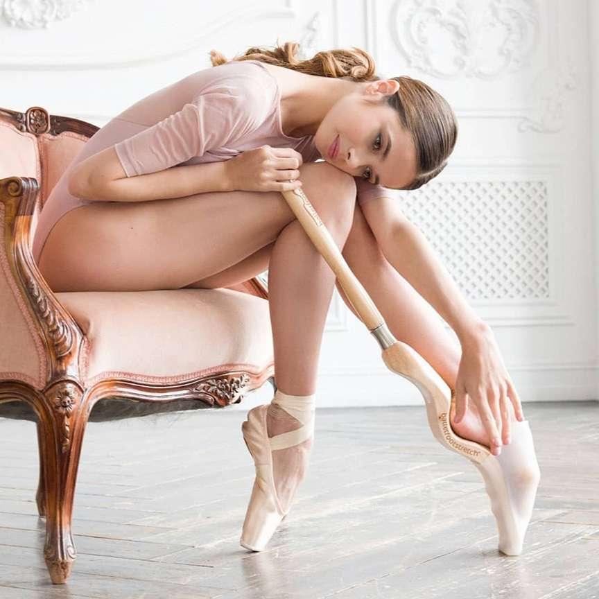 piede ballerina
