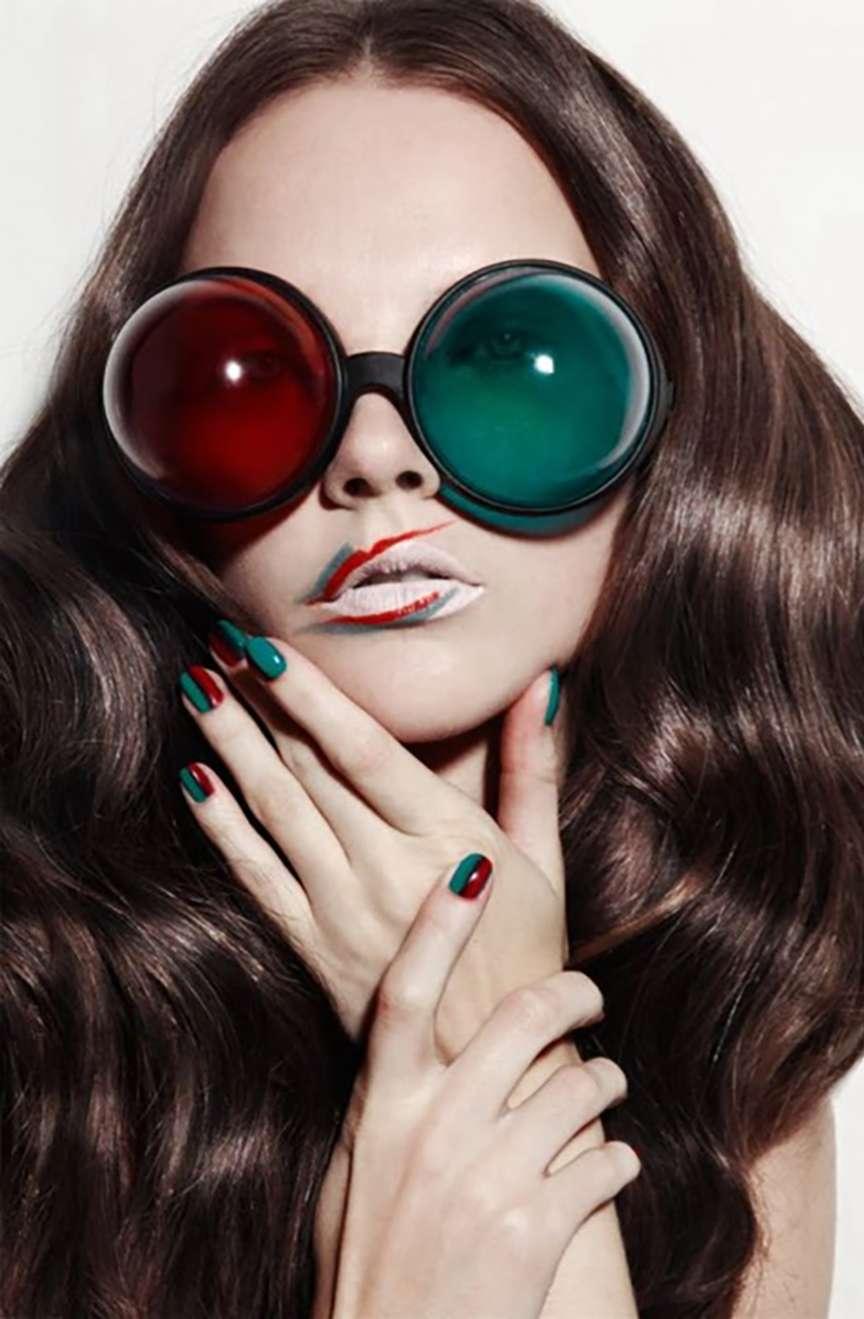 sunglasses colorati