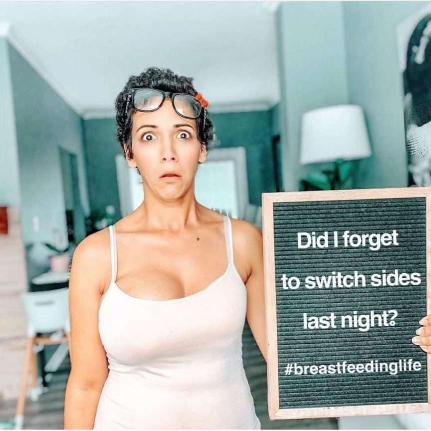 donne incinte allattamento