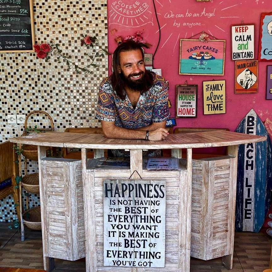 Felicità e vita da van
