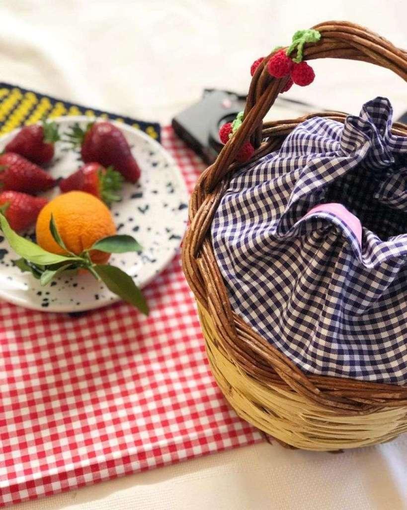 cestino per picnic